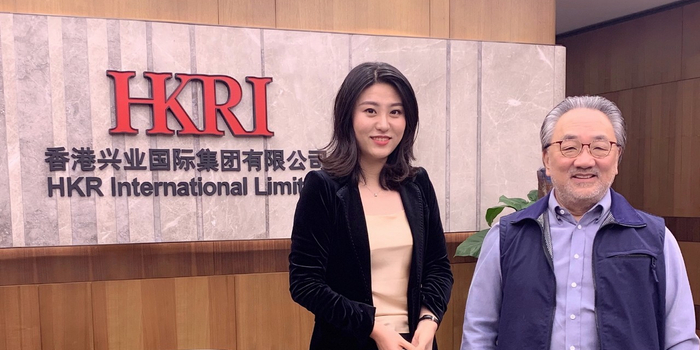 專訪香港興業國際副主席兼董事總經理查懋成