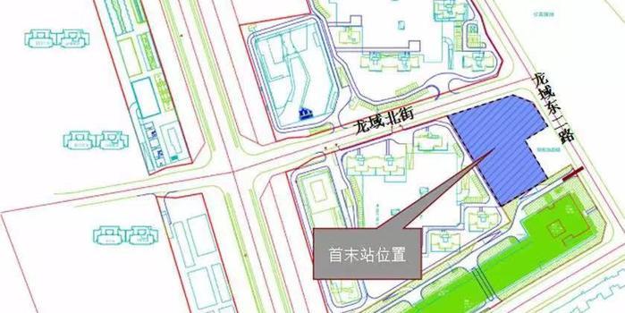 北京龍澤站附近將建公交場站 未來還會通地鐵新線