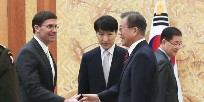 韓日軍情協定即將失效 文在寅再次表態:很難維持