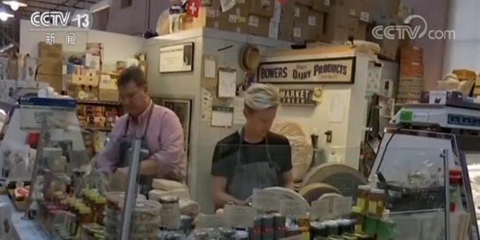 應對新關稅政策 美奶酪商著手囤貨
