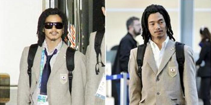 日本前奧運選手涉毒被捕 網友:還得以貌取人(圖)