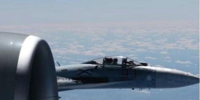 12架外國飛機逼近俄邊界!俄軍機緊急起飛
