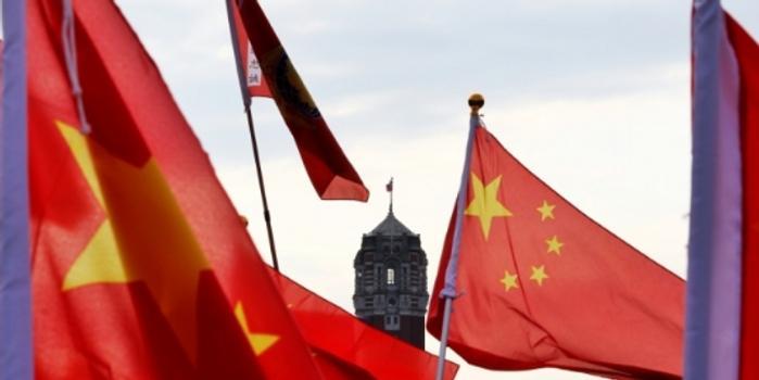 臺灣這所民宅多年堅持高掛五星紅旗:盼兩岸盡早統一