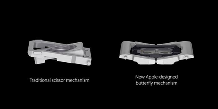 蘋果第一次道歉了 第三代蝶式鍵盤仍有問題
