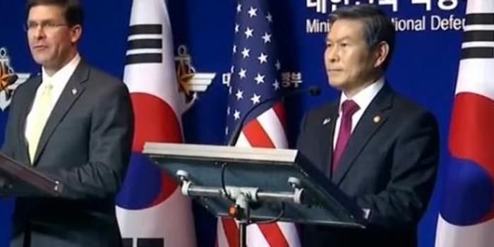 美方要求驻韩美军防卫费翻5倍 韩方不愿轻易退让