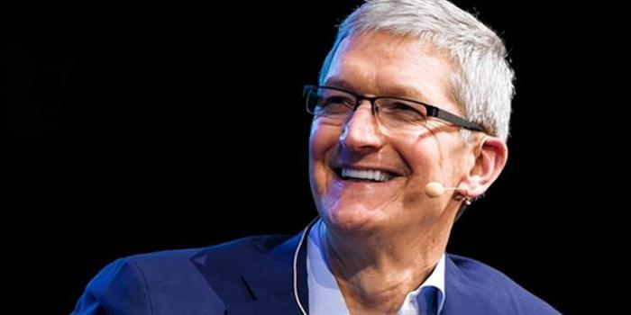 苹果CEO蒂姆库克2017年收入超过了1亿美元