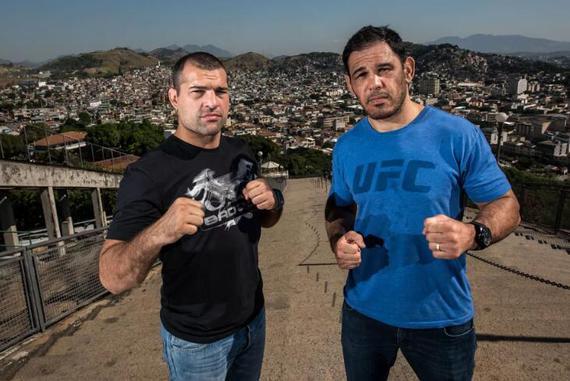 小牛头人:我很可能在UFC250与胡阿的三番战后退役
