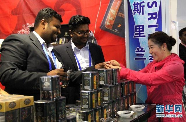 第5届中国—南亚博览会6月14日至20日在昆明滇池国际会展中心举办,本届博览会国际化水平进一步提升,共有87个国家、地区和国际组织参展参会。念新洪 摄