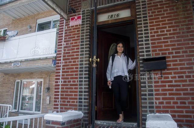 我叫孙芳芳,山东菏泽人,今年8月即将从纽约大学坦登工程学院毕业。我的学校位于纽约市布鲁克林区中心地带,我租住在布鲁克林靠南部的社区的一栋联排别墅二楼,平常要坐地铁回家,一般要花一个小时左右。