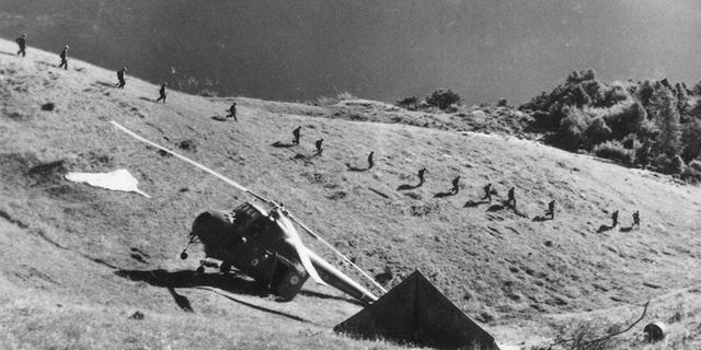 1962中印边境自卫反击战纪实