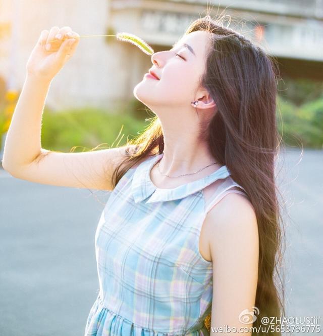 成都最美校服女神