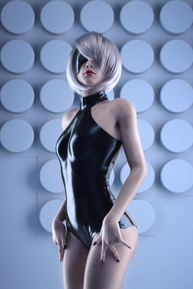 美女与机甲3D模型图集