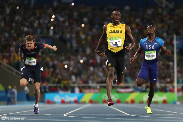 北京时间8月19日,里约奥运会男子200米决赛,博尔特获得金牌。19秒78的成绩也创造了个人的赛季最好成绩。