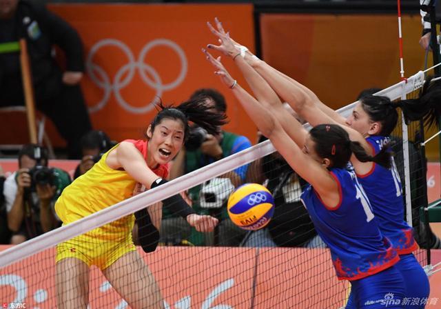 中国女排时隔12年重回奥运之巅,朱婷荣膺女排MVP,让我们来欣赏一下朱婷的精彩瞬间!