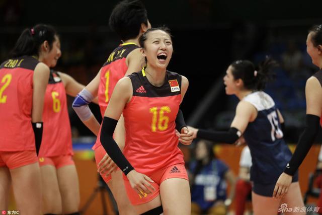 北京时间2016年8月21日上午结束的里约奥运会女排决赛中,中国女排战胜塞尔维亚女排,在2004年拿到雅典奥运会冠军后,时隔12年再次获得奥运会冠军,这也是中国代表团在本届奥运会上的第26枚奖牌。特写镜头,看看中国女排在本届里约奥运爆发洪荒之力。