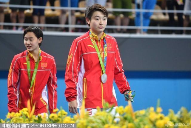 里约奥运会跳水女子10米台决赛,中国选手任茜夺金。