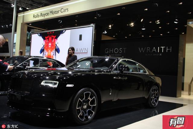 2017年4月20日,上海,2017年上海国际车展开幕。