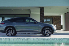 视频:汽车视频:2020款 奔驰-AMG GLC 43 外观