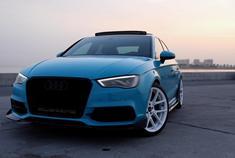 汽车视频:奥迪 S3 APR Stage2 ++