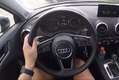 视频:18款的奥迪A3体验驾驶,这车子开起来真舒服呐