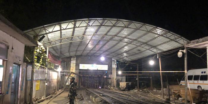 廣西南丹一礦業冒頂事故涉瞞報 11人被困2人遇難