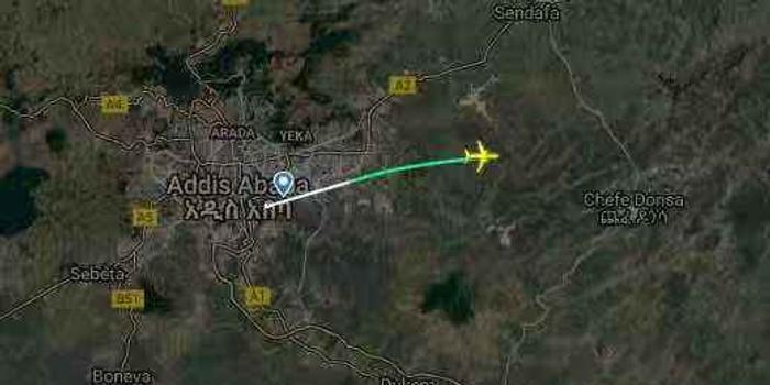 載157人埃塞俄比亞客機失事 機上確認有中國公民